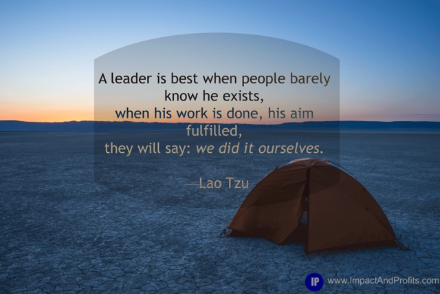a_leader_is_best